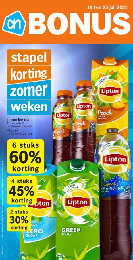 Bonus week 29. Albert Heijn (2021-07-25-2021-07-25)