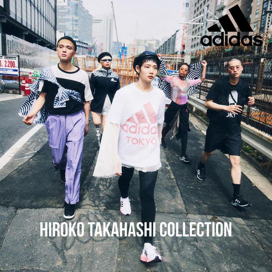 Hiroko Takahashi Collection. Adidas (2021-09-01-2021-09-01)