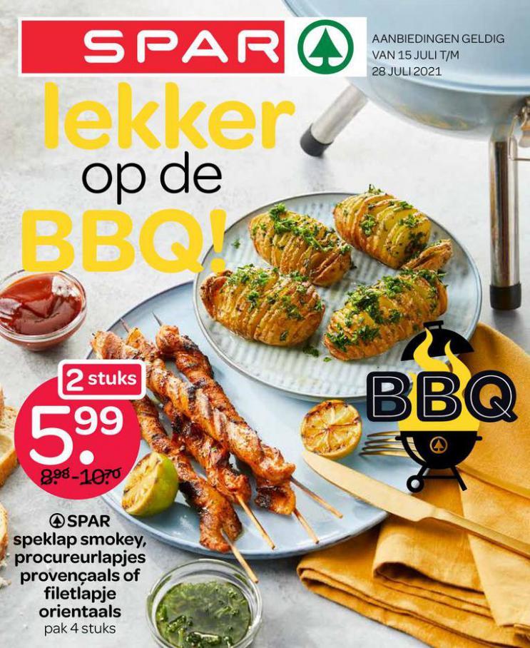 Lekker op the BBQ!. Spar (2021-07-28-2021-07-28)