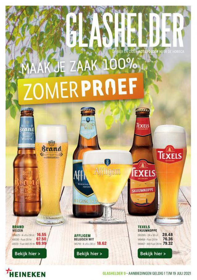 Bier & Cider. Sligro (2021-07-19-2021-07-19)
