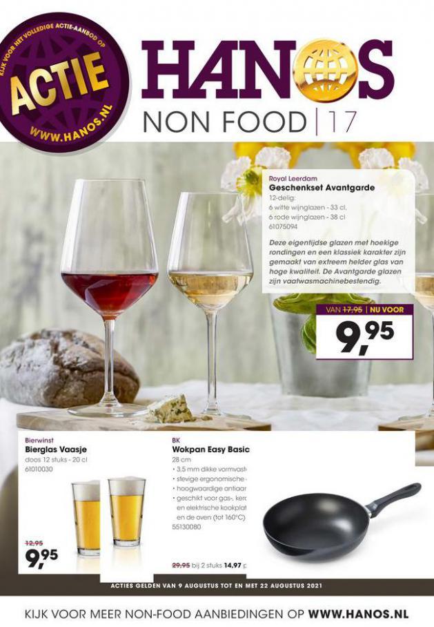 HANOS Courant 17 Non-food. HANOS (2021-08-22-2021-08-22)