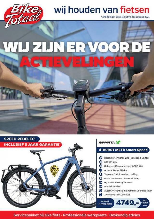 Aanbiedingen Folder. Bike Totaal (2021-08-31-2021-08-31)