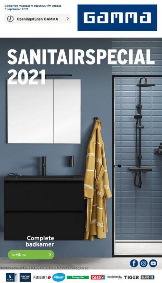 Sanitairspesial. Gamma (2021-09-05-2021-09-05)