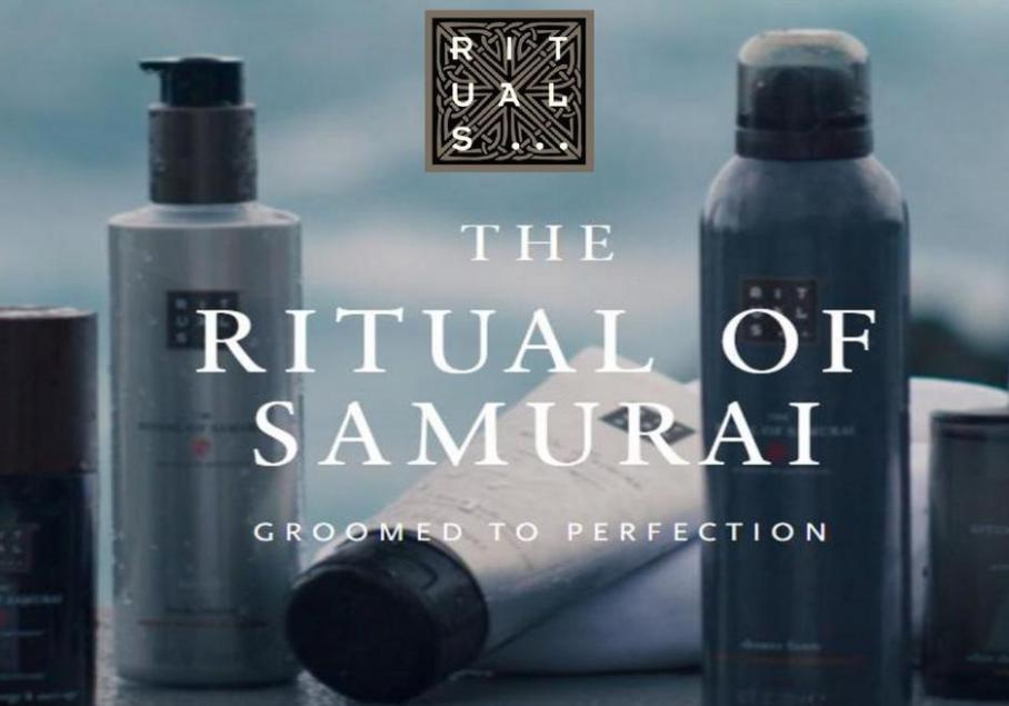 The Ritual of Samurai. Rituals (2021-08-31-2021-08-31)