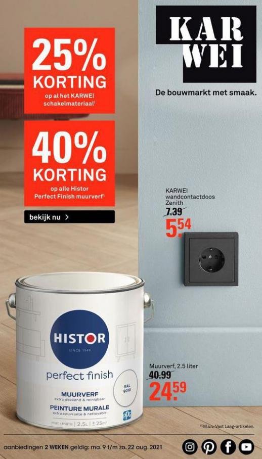 Folder Week 32-33. Karwei (2021-08-22-2021-08-22)