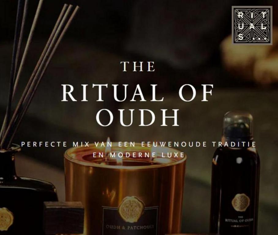 The ritual of oudh. Rituals (2021-08-16-2021-08-16)