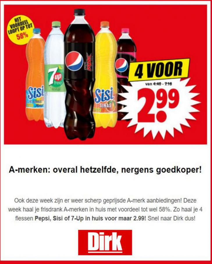A-merken, nergens goedkoper!. Dirk (2021-08-28-2021-08-28)