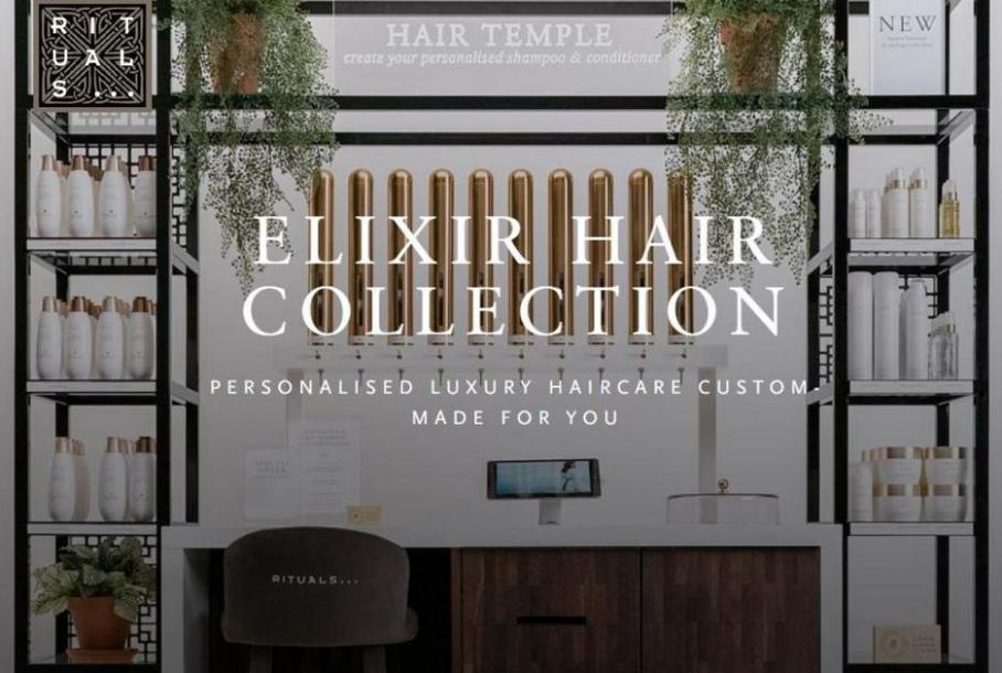 Elixir Hair Collection. Rituals (2021-08-16-2021-08-16)