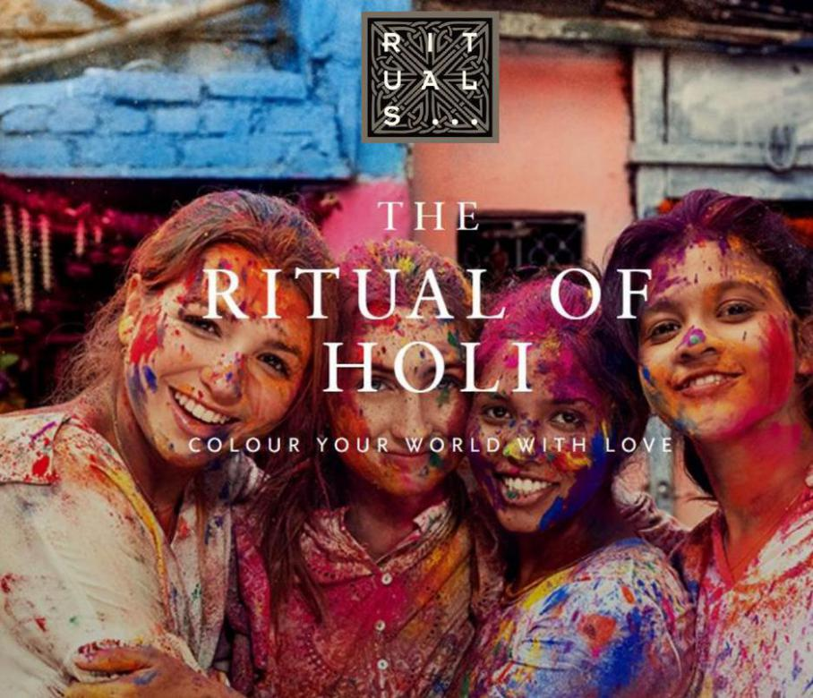 The Ritual of Holi. Rituals (2021-08-31-2021-08-31)