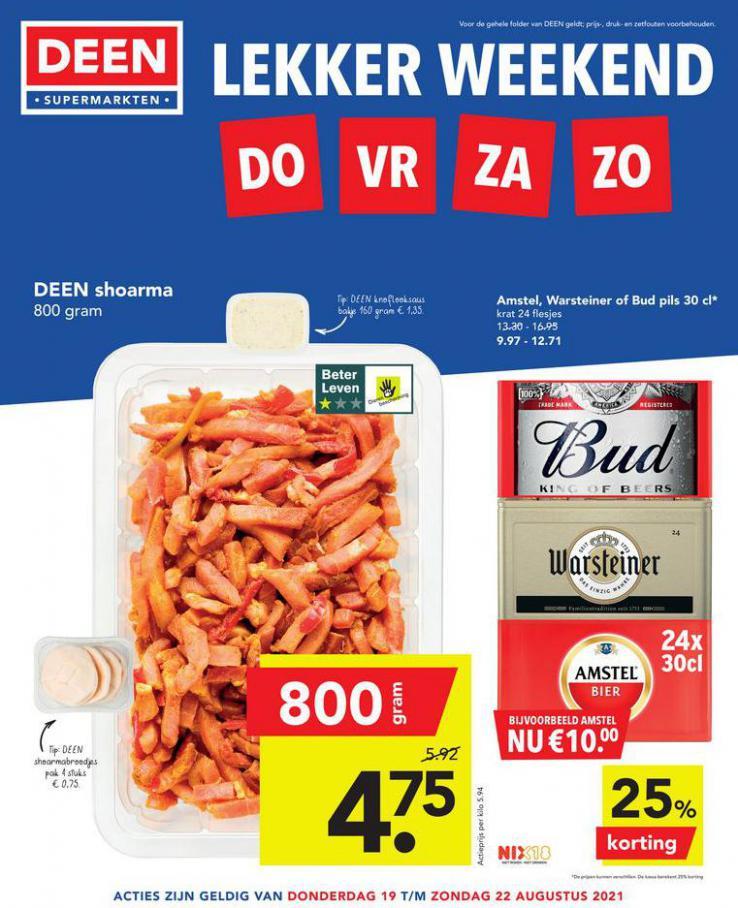 Weekend folder. Deen (2021-08-22-2021-08-22)