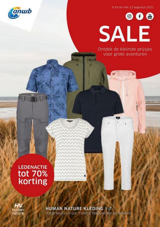 Sale. ANWB (2021-08-22-2021-08-22)
