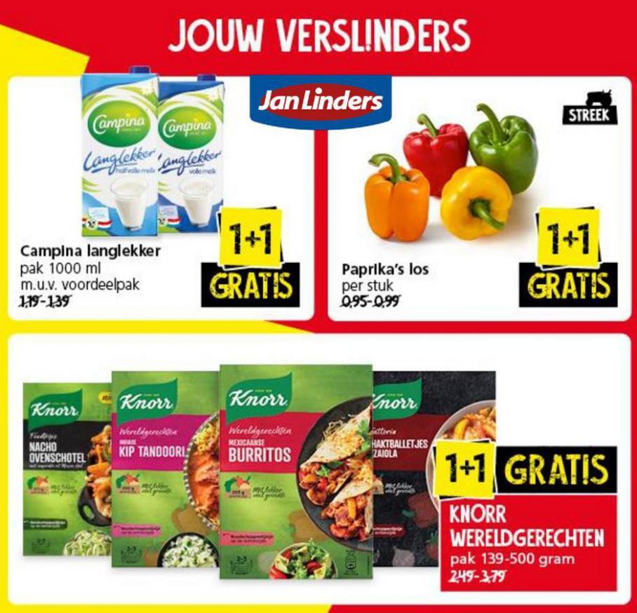 Versl!nders! Nu heel veel 1+1 gratis!. Jan Linders (2021-09-04-2021-09-04)