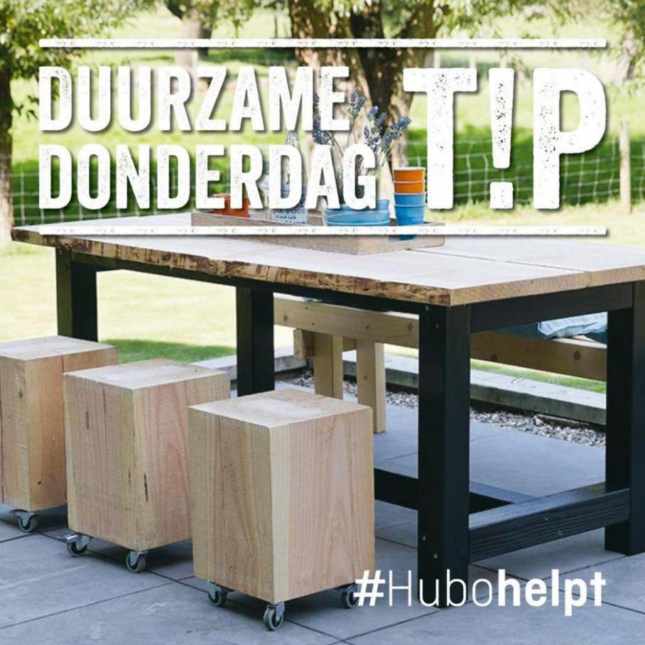 Duurzame Donderdag T!p. Hubo (2021-08-22-2021-08-22)