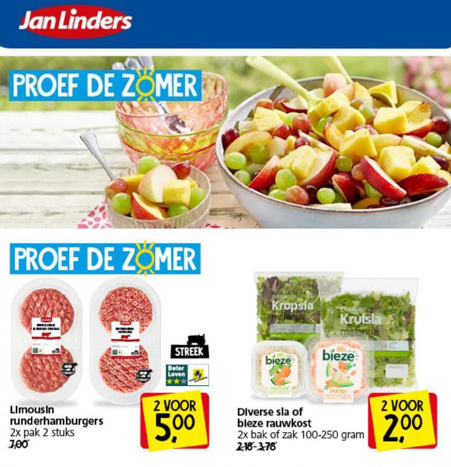 Lekker veel zomers voordeel!. Jan Linders (2021-08-30-2021-08-30)