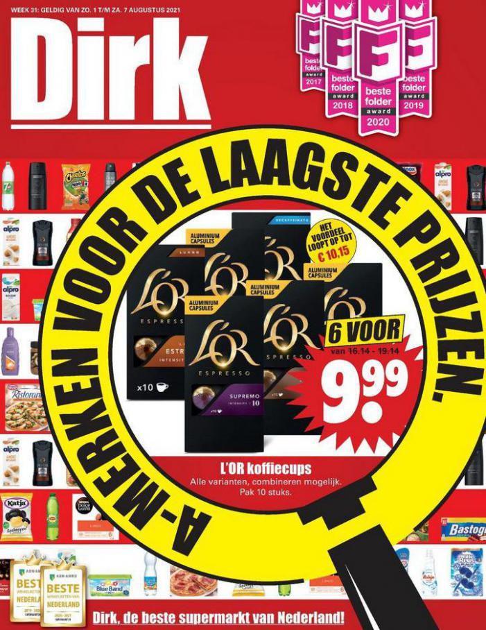 Folder Week 31. Dirk (2021-08-07-2021-08-07)