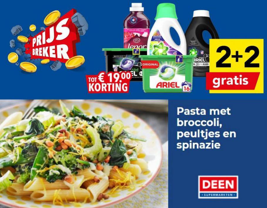 Prijs Breker. Deen (2021-08-25-2021-08-25)
