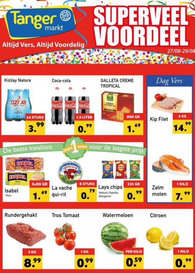 Superveel Voordeel. Tanger Markt (2021-08-29-2021-08-29)