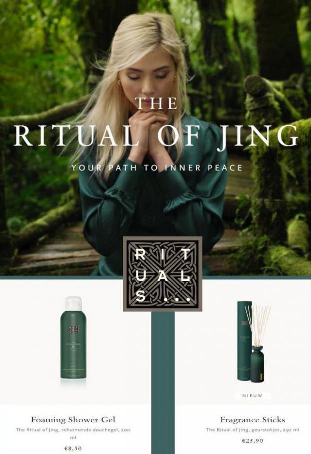 The Ritual of Jing. Rituals (2021-09-15-2021-09-15)