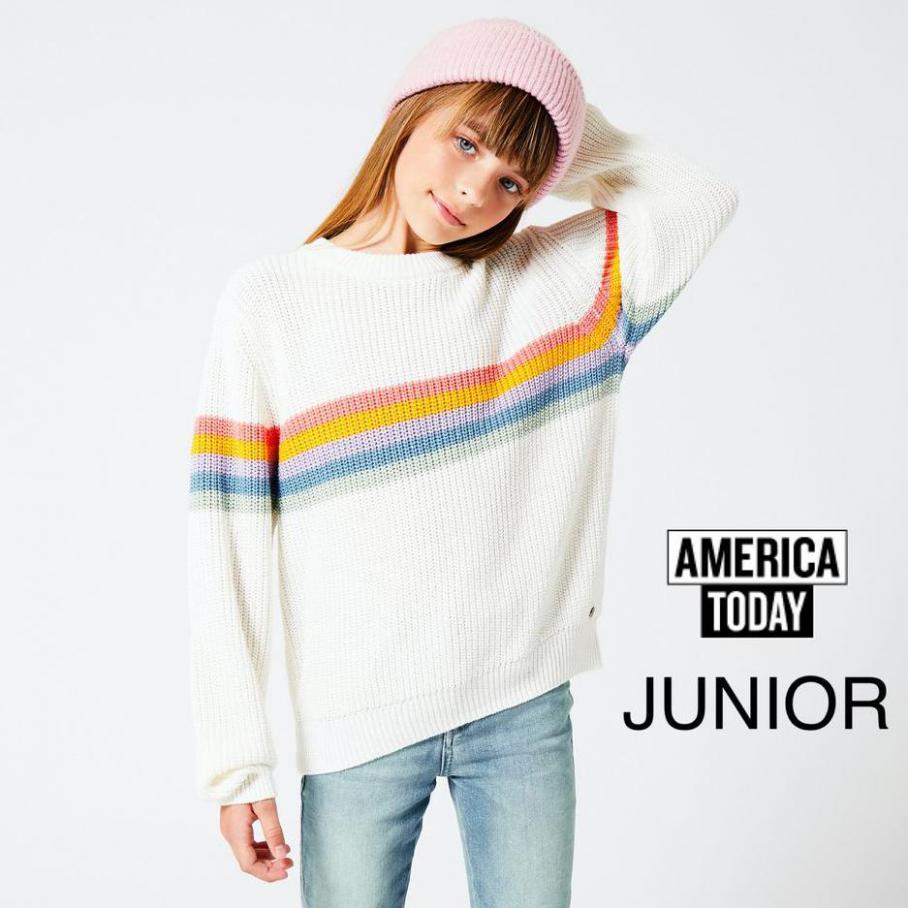 JUNIOR. America Today (2021-11-08-2021-11-08)