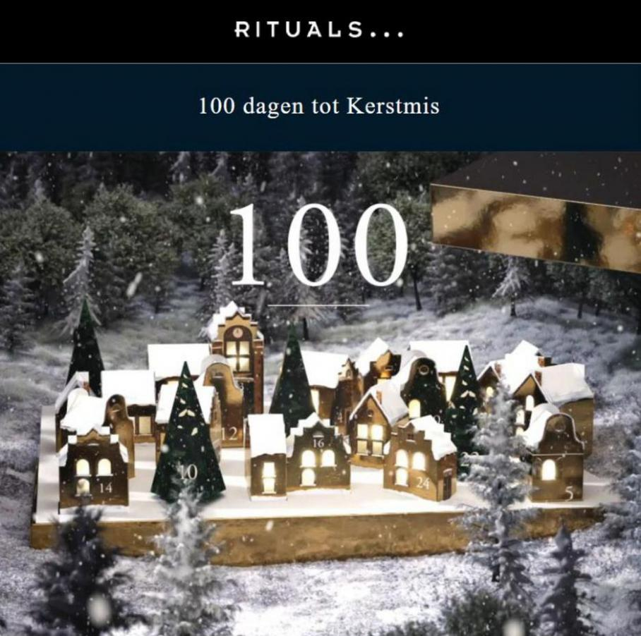 100 Dagen tot Kerstmis. Rituals (2021-09-19-2021-09-19)
