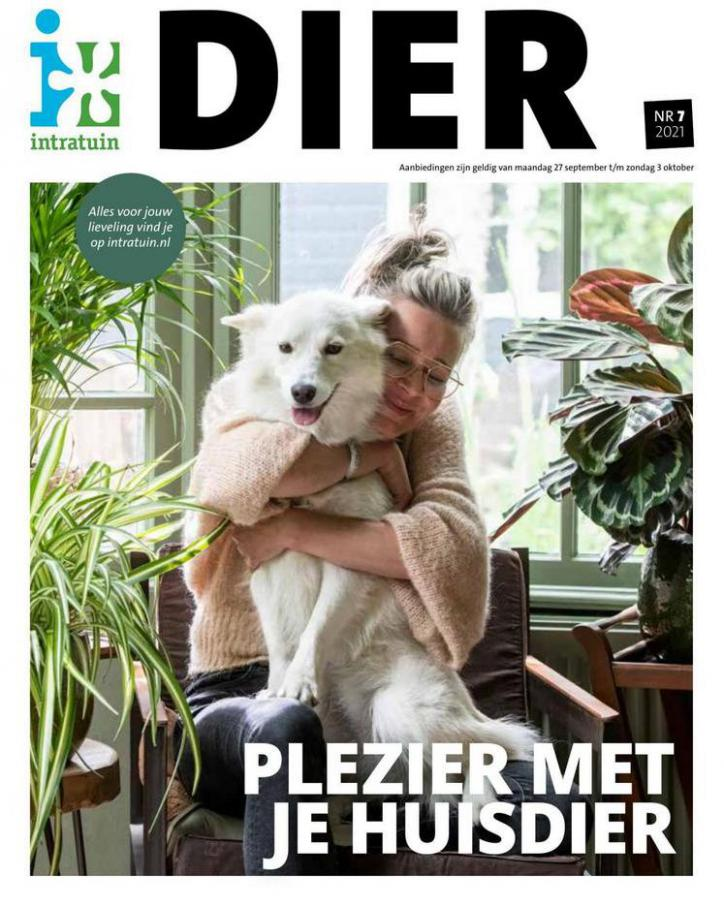 Magazine week 39 2021 NL. Intratuin (2021-10-03-2021-10-03)