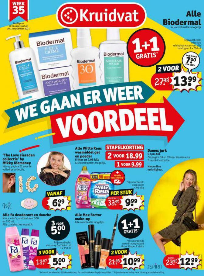 Kruidvat Nederland. Kruidvat (2021-09-12-2021-09-12)