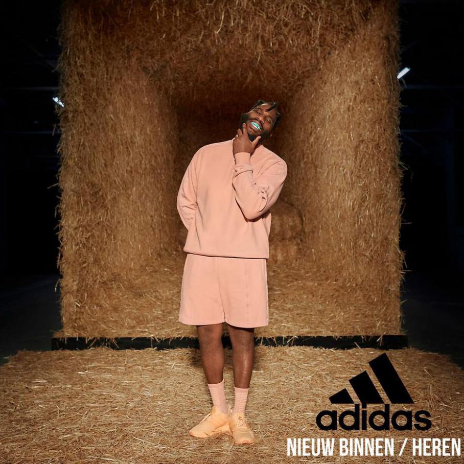 Nieuw Binnen / Heren. Adidas (2021-11-08-2021-11-08)