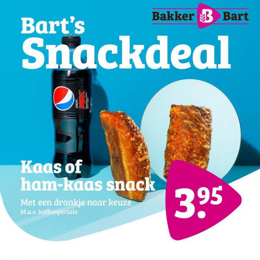 Special deal. Bakker Bart (2021-09-15-2021-09-15)