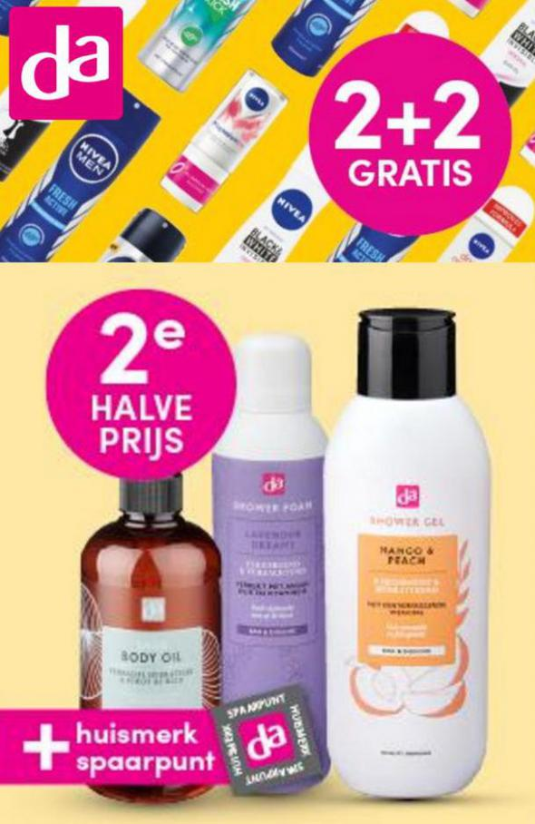 Nivea deodorant nu 2+2 gratis!. DA (2021-09-03-2021-09-03)