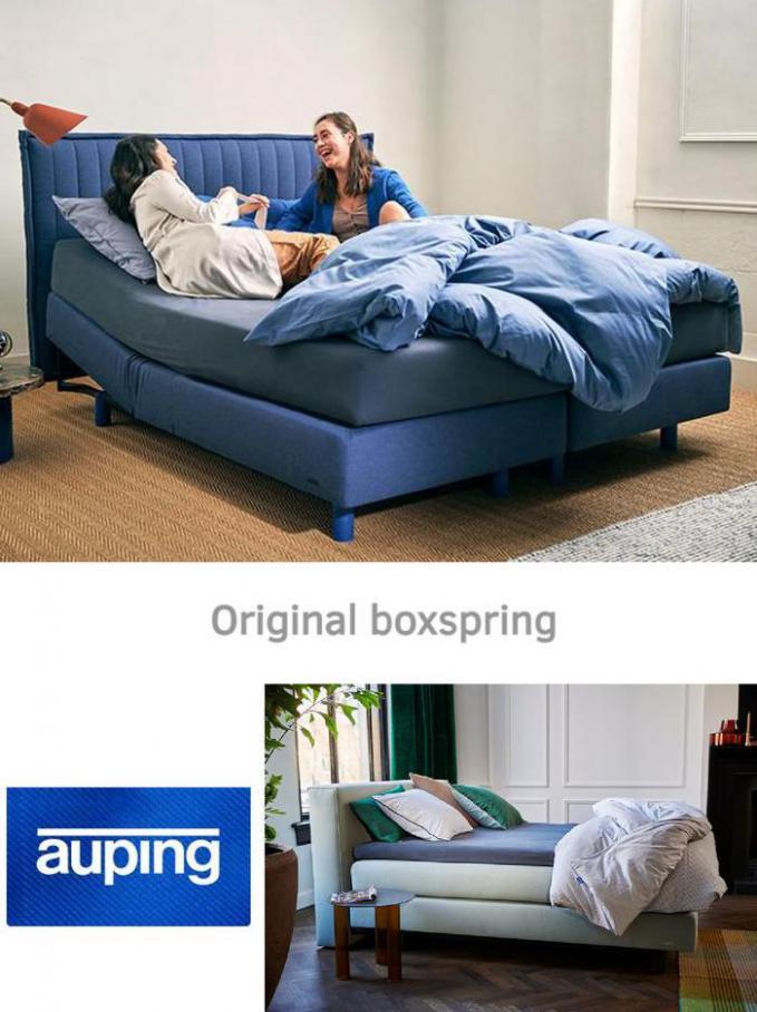 Original Boxprings. Auping (2021-09-30-2021-09-30)