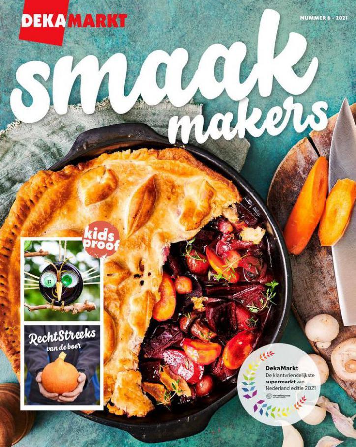 DekaMarkt magazine. Dekamarkt (2021-11-28-2021-11-28)
