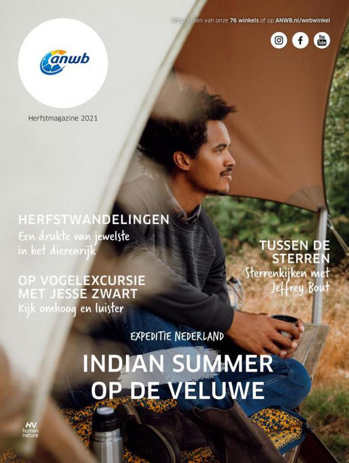 Herfstmagazine 2021. ANWB (2021-10-31-2021-10-31)