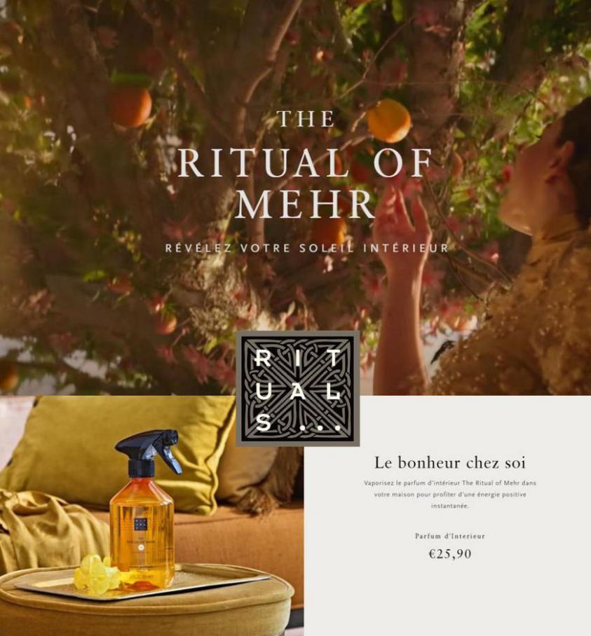 The Ritual of Mehr. Rituals (2021-10-02-2021-10-02)