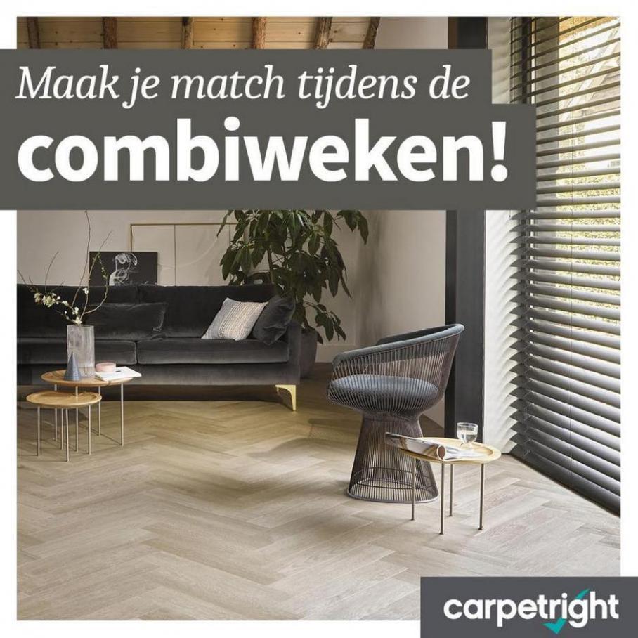 Combiweken!. Carpetright (2021-09-26-2021-09-26)