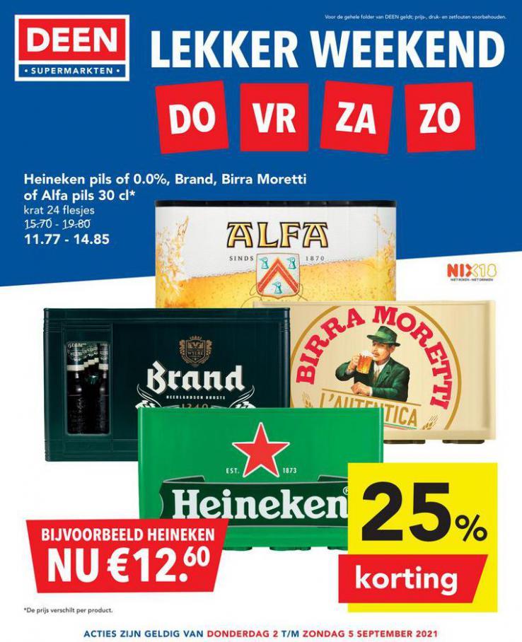 Weekend folder. Deen (2021-09-05-2021-09-05)
