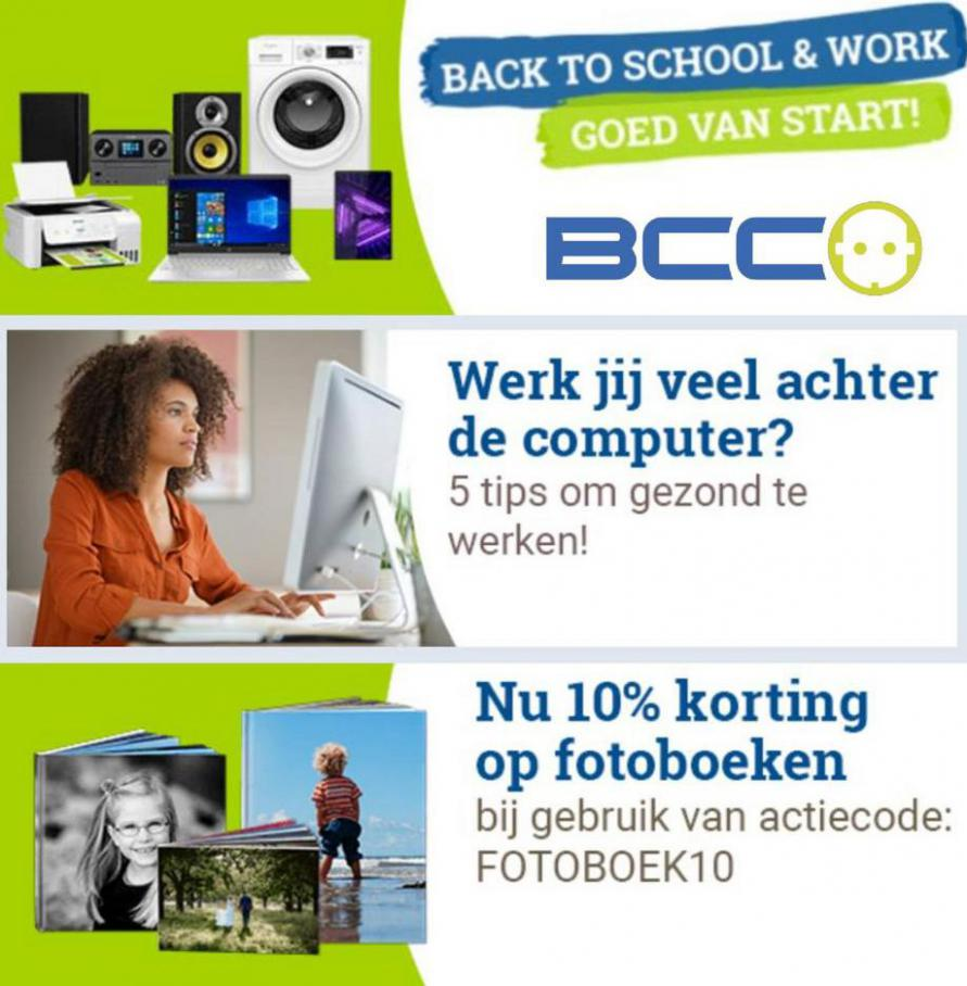 Back to School & Work. BCC (2021-09-12-2021-09-12)