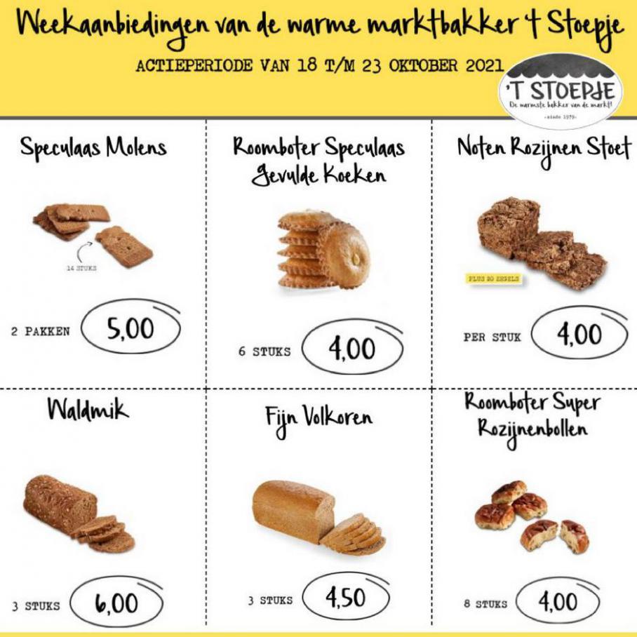 Folder Week 42. Bakkerij 't Stoepje (2021-10-23-2021-10-23)