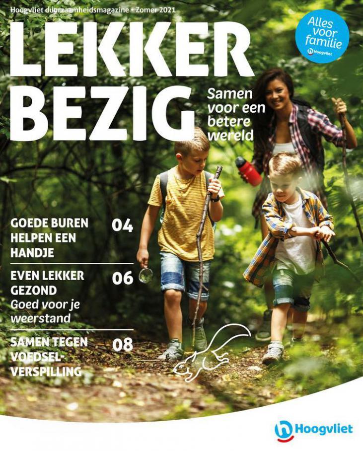 Lekker bezig - augustus 2021. Hoogvliet (2021-10-21-2021-10-21)