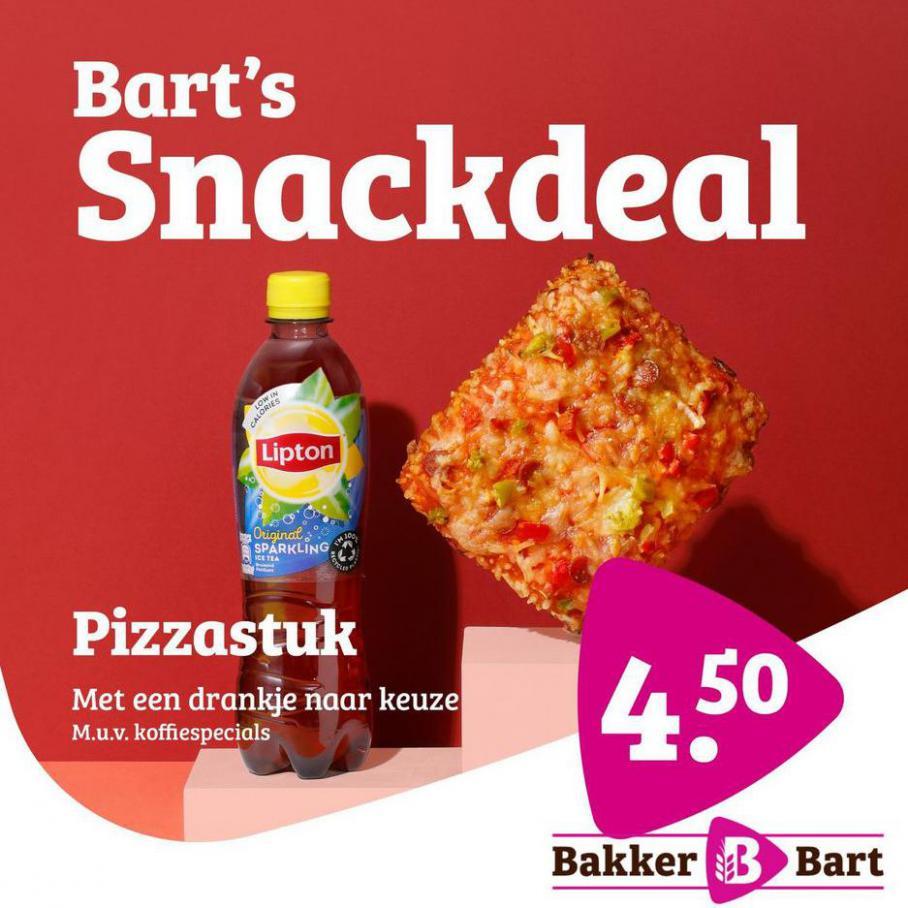 Snack Deal. Bakker Bart (2021-10-22-2021-10-22)
