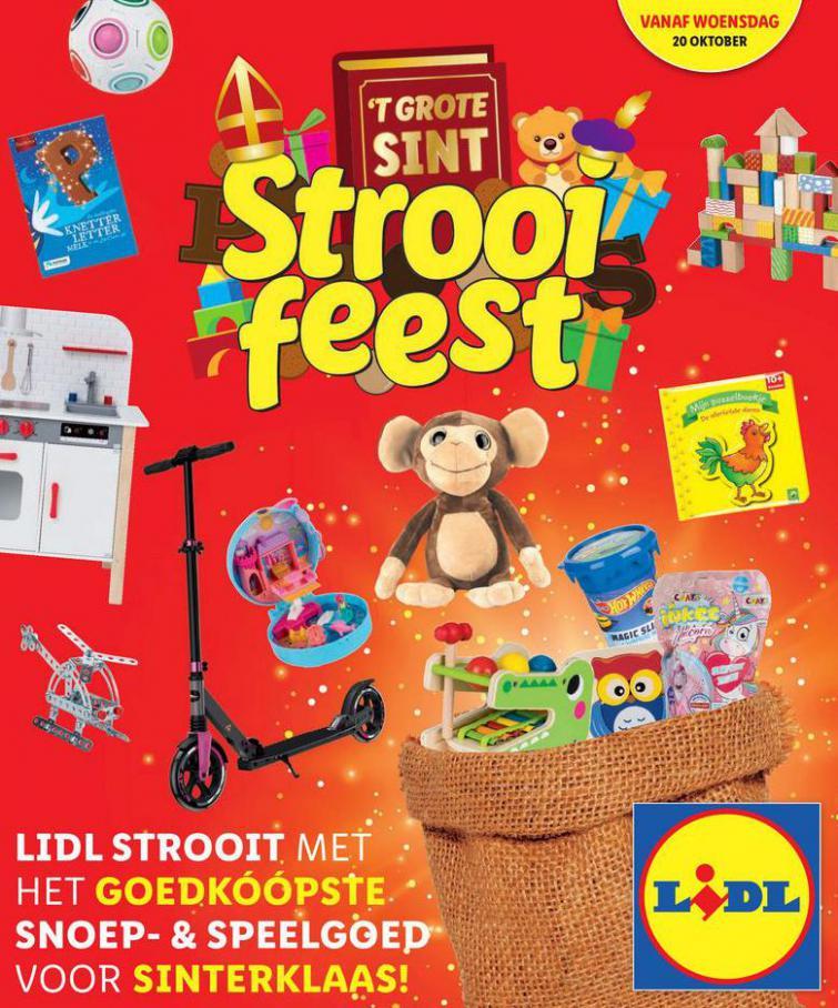 Strooifeest. Lidl (2021-12-31-2021-12-31)