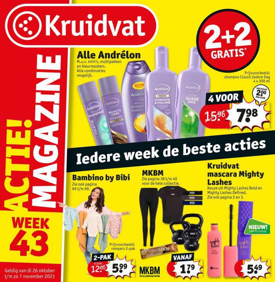 Kruidvat Nederland. Kruidvat (2021-11-07-2021-11-07)