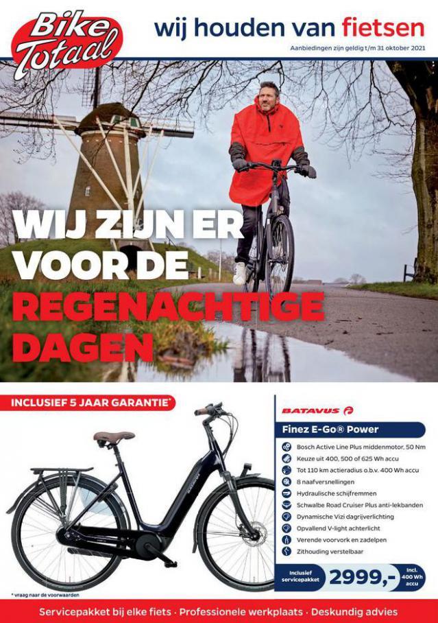 Bike Totaal Oktober. Bike Totaal (2021-10-31-2021-10-31)