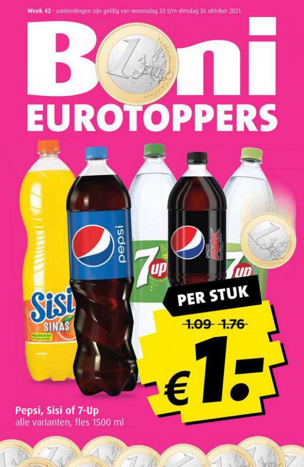 Eurotoppers. Boni (2021-10-26-2021-10-26)