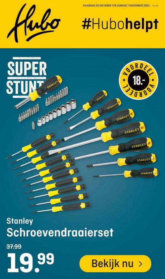 Super Stunt. Hubo (2021-11-07-2021-11-07)