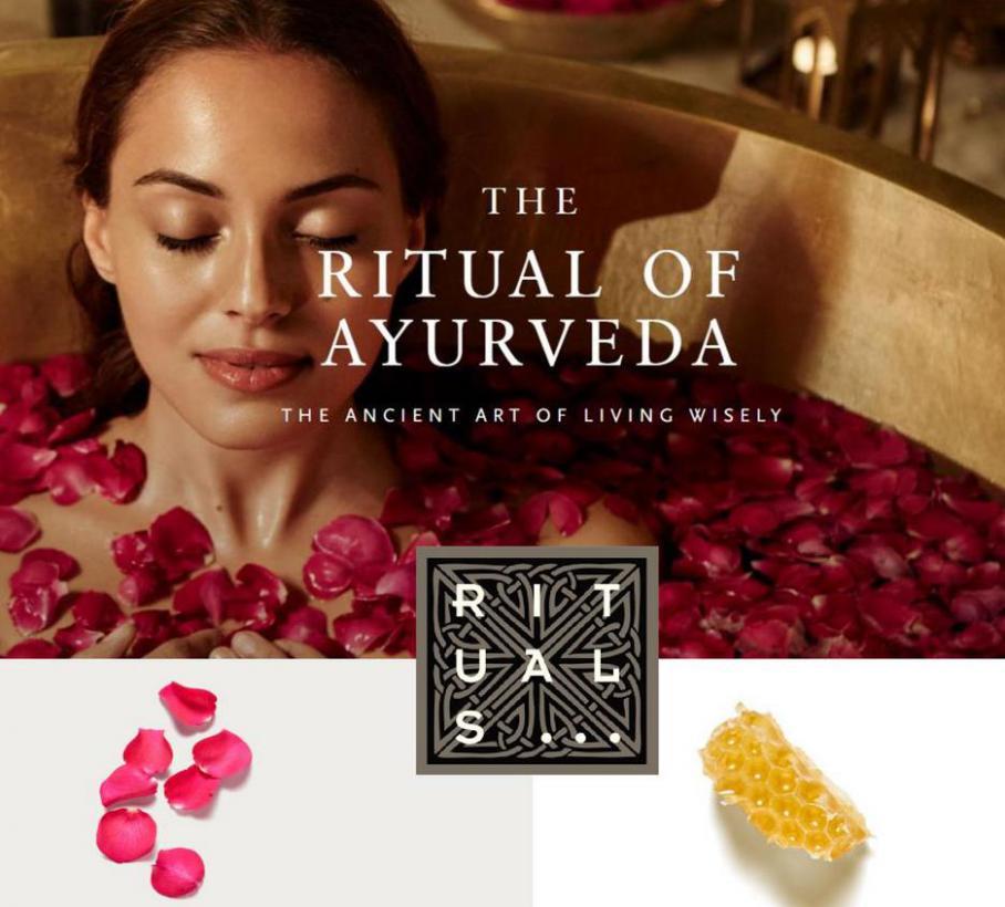 The Ritual of Ayurveda. Rituals (2021-10-16-2021-10-16)
