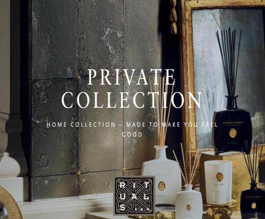 Private Collection. Rituals (2021-10-31-2021-10-31)