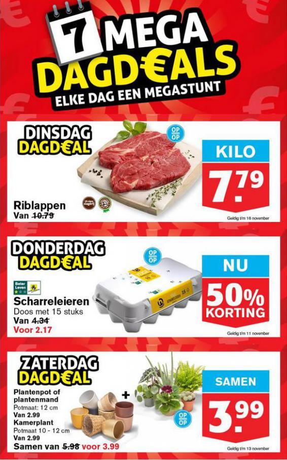 7 Mega Dag Deals. Hoogvliet (2021-11-15-2021-11-15)