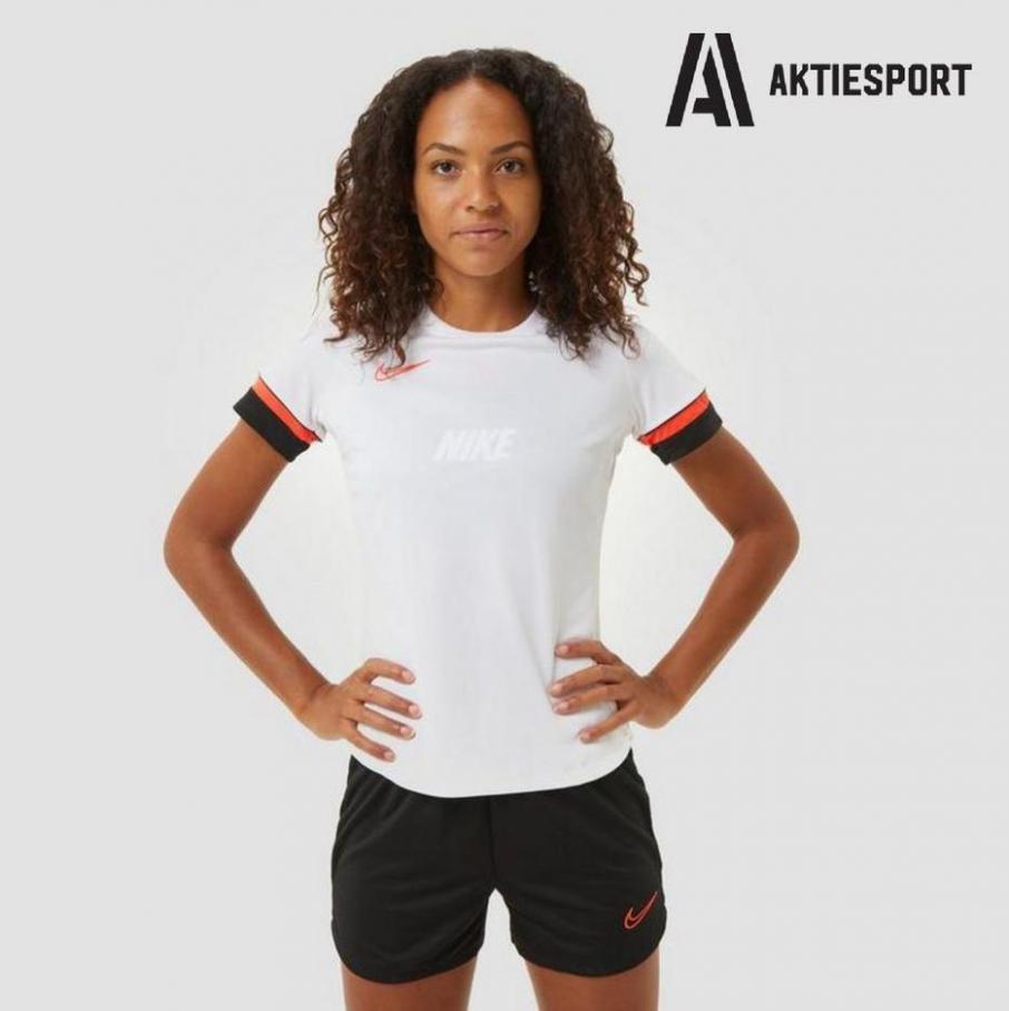 Dames Sportkleding voor de Herfst. Aktiesport (2021-12-02-2021-12-02)