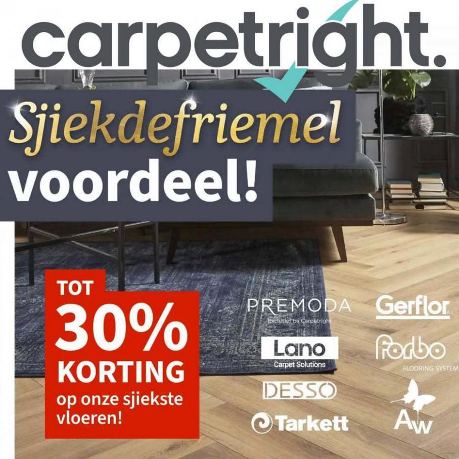 Aanbiedingen. Carpetright (2021-10-10-2021-10-10)