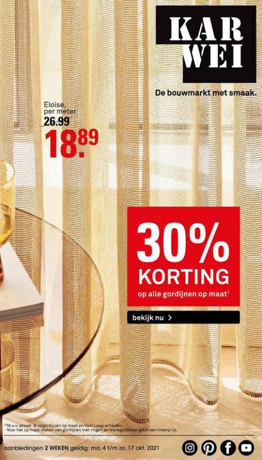 Folder Week 40-41. Karwei (2021-10-17-2021-10-17)